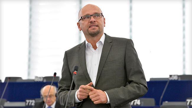 MEP Richard Sulik on migrant crisis