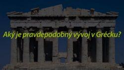 Richard Sulík o tom, aký bude ďalší vývoj v Grécku