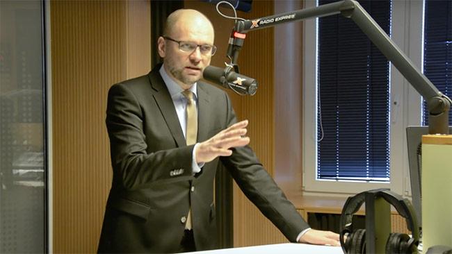 Predčasné voľby - Richard Sulík