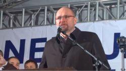 Protest proti korupcii v Bratislave – šesť požiadaviek