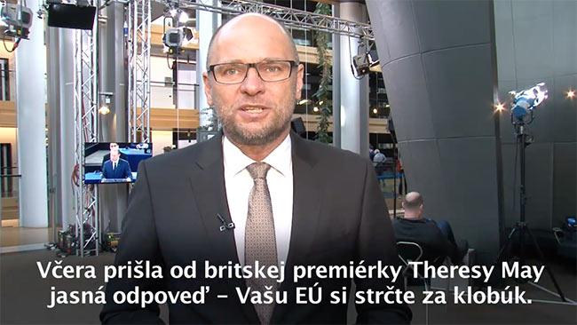 Brexit - Richard Sulík