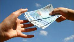 Harašenie s minimálnou mzdou