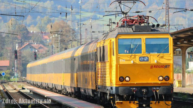 Žlté vlaky a Danko