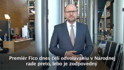 Premiér Fico čelí odvolávaniu za chaos s cenami elektrickej energie