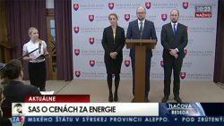 """""""Stabilné ceny energií"""" a """"business model Jozefa Holjenčíka"""""""