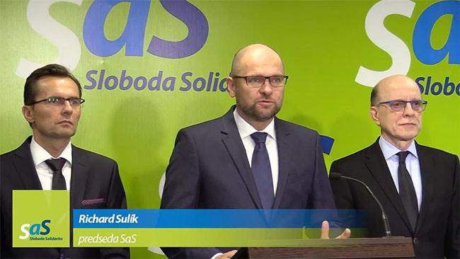 Špeciálny prokurátor Dušan Kováčik - Sulík