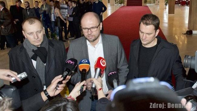 Pravicové strany - Richard Sulík