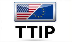 Dohoda o voľnom obchode s USA | Milí Amíci, chlórované kurčatá si nechajte