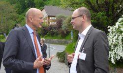 Konferencia | Richard Sulík vystúpil na pôde Lichtenštajnskej Univerzity