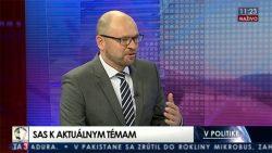 Výnimočný dôvod na odvolanie predsedu NR SR | TA3, V politike