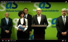 Kandidáti na europoslancov 2014 za stranu SaS