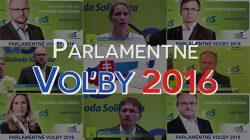 Parlamentné voľby 2016 | Strana SaS bude kandidovať samostatne