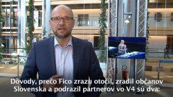 Povinné kvóty pre utečencov – Fico zradil občanov Slovenska