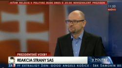 Prezidentské voľby 2014 – deň po vTA3 sRichardom Sulíkom