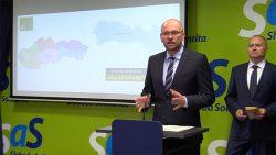 #sasvregionoch | Regionálne štruktúry SaS sú dobudované