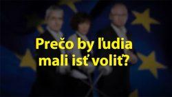 Eurovoľby | Voľby do Európskeho parlamentu 2014