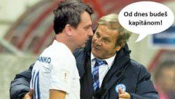 Demokratický pozér Andrej Danko