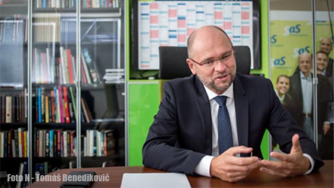 Richard Sulík - rozhovor pre Dennik N