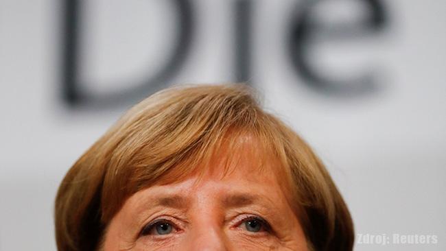 Angela Merkelová - nemecké parlamentné voľby