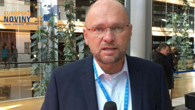 Členstvo v európskom parlamente - Slovenský europoslanec Richard Sulík