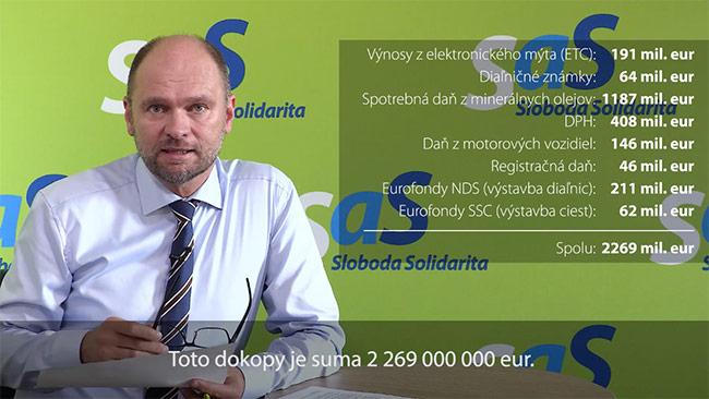 Uvoľnenie dlhovej brzdy - Richard Sulík