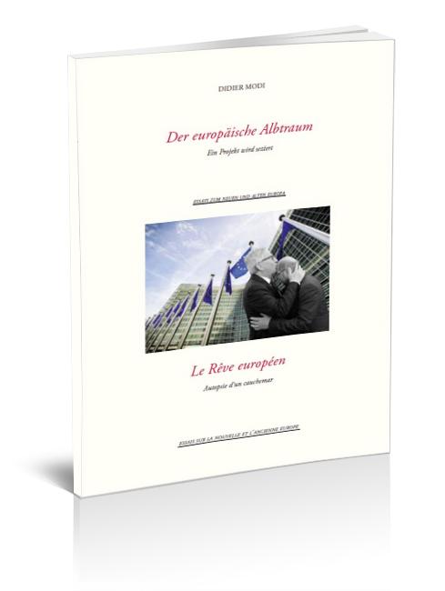 Európsky sen - Európska nočná mora - Didier Modi, kniha