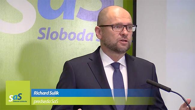 Jadro EÚ Slovensko - Richard Sulík