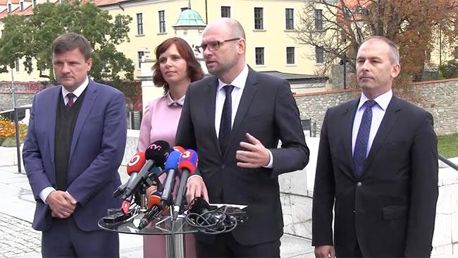 Pravicoví kandidáti do VÚC - Richard Sulík