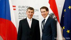 Rakúsko najprv, Česko tiež
