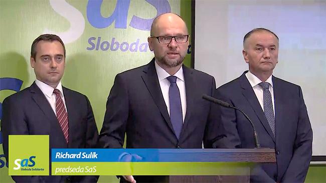 Štátny rozpočet 2018 je deficitný - Richard Sulík