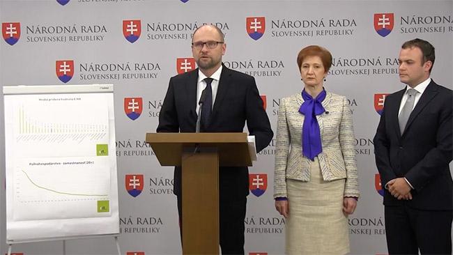 Richard Sulík - Odborníci SaS pre pôdohospodárstvo apotravinárstvo - Jarmila Halgašová a Miroslav Žiak