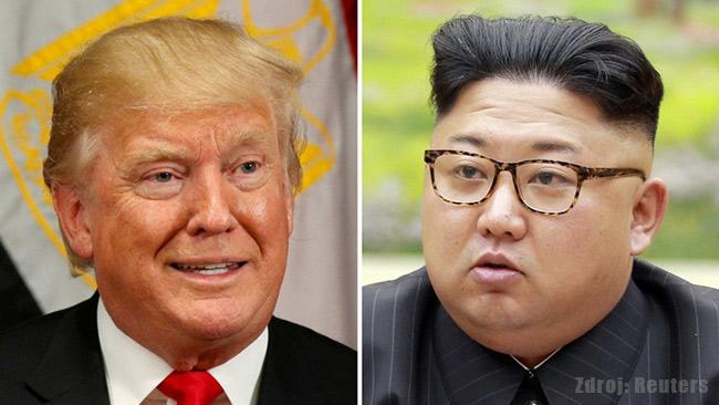 Trump verzus Severná Kórea