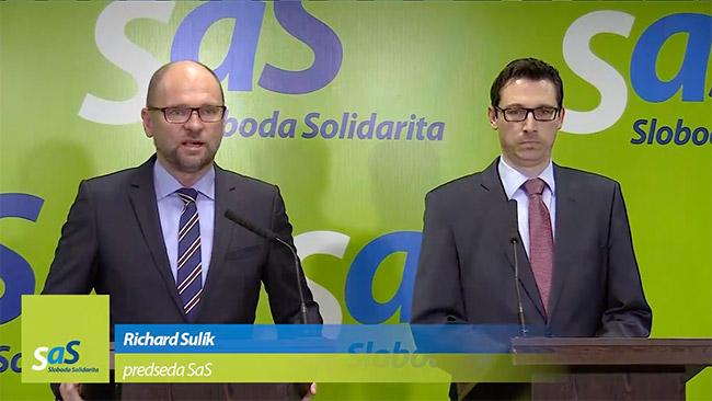 Expert SaS na držbu zbraní - Boris Draškaba a Richard Sulík