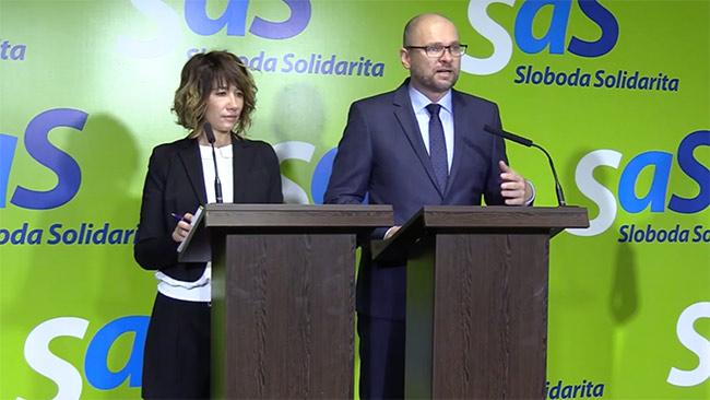 Reforma sociálne vylúčených spoločenstiev SVS - Sulík a Ďuriš Nicholsonová