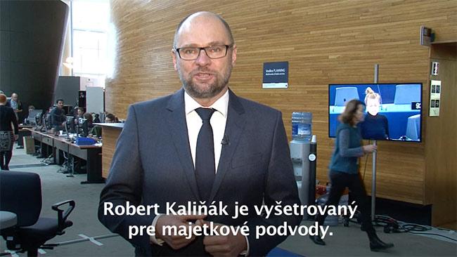 Robert Kaliňák a odvolávanie - Richard Sulík SaS