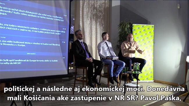 Zastúpenie vparlamente - Richard Sulík