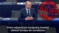 Európsky pilier sociálnych práv | Nežeňme Európu do socializmu