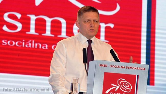 Robert Fico Kaliňák - Smer