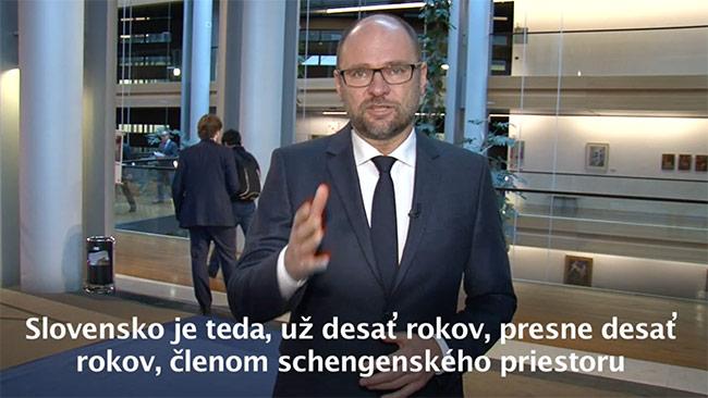 Schengenský priestor - 10 rokov Slovenska v Schengene