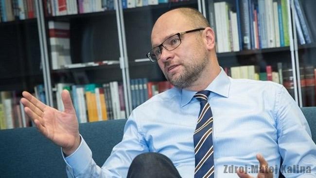 Šéf liberálov Richard Sulík
