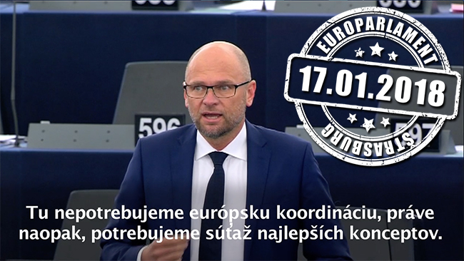 Nezamestnanosť mladých v EÚ - Richard Sulík