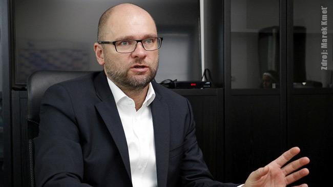 Kandidatúra do Európskeho parlamentu - Richard Sulík