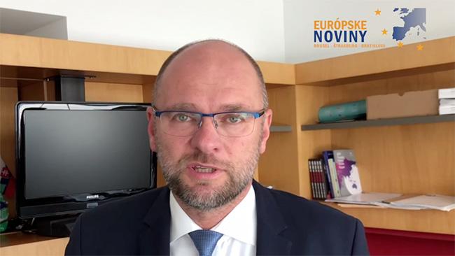 Rozpočet EÚ narastie - Richard Sulík
