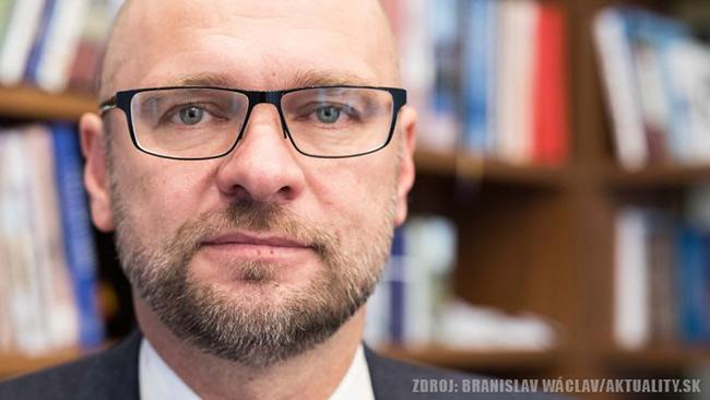 Hľadá sa smerácky kandidát - Richard Sulík
