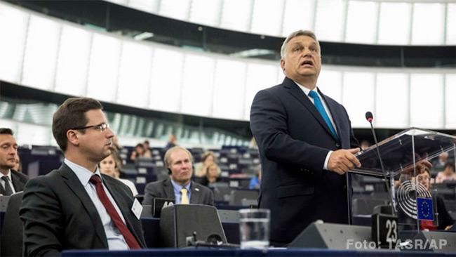 Aktiváciu článku 7 proti Maďarsku