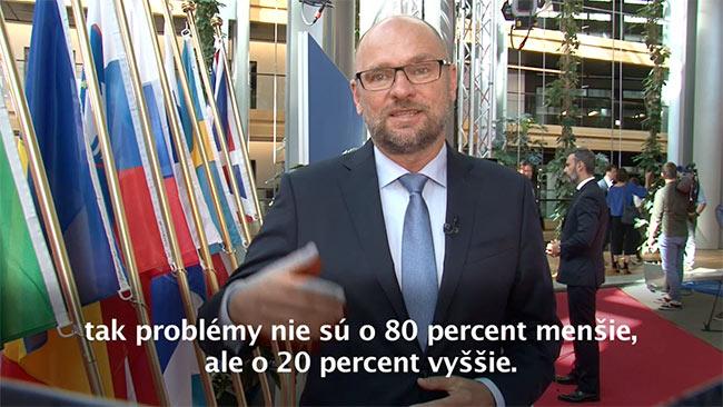 Prejav ostave Európskej únie - Richard Sulík