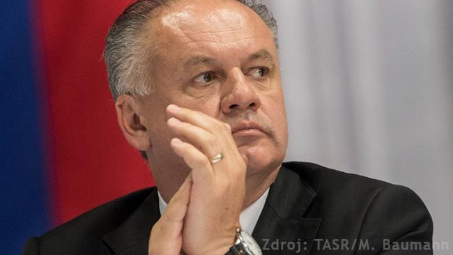 Andrej Kiska premiér
