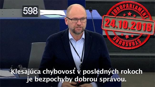 Európsky dvor audítorov - Richard Sulík