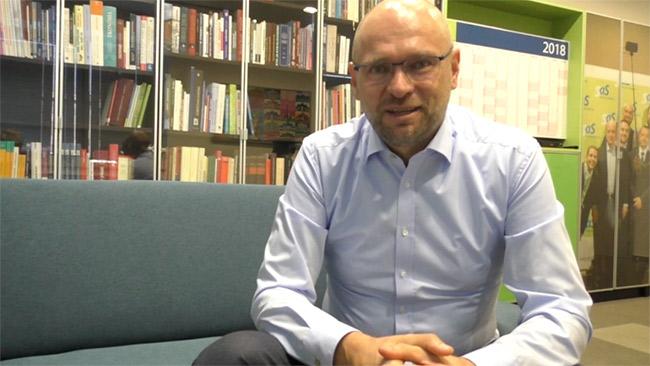 Kandidát na prezidenta SR - Richard Sulík