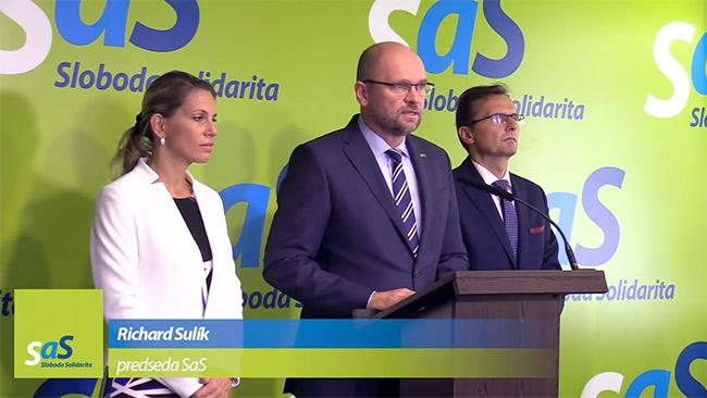 Voľba policajného prezidenta - Richard Sulík